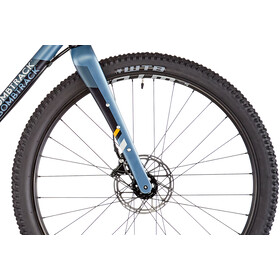Bombtrack Hook EXT matt metallic grey blue